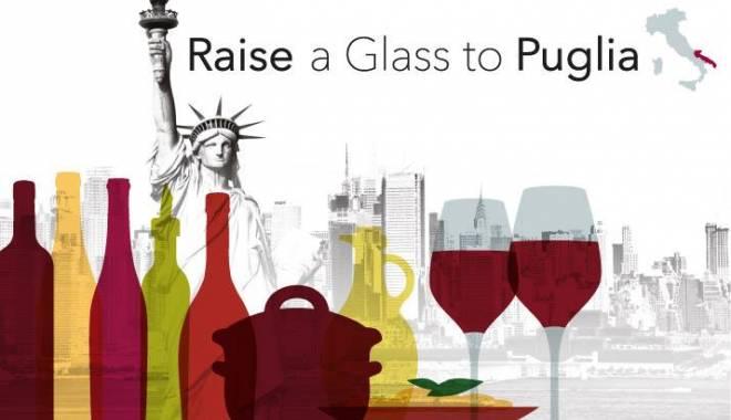 Raise a Glass to Puglia: in New York wine and oil from Puglia