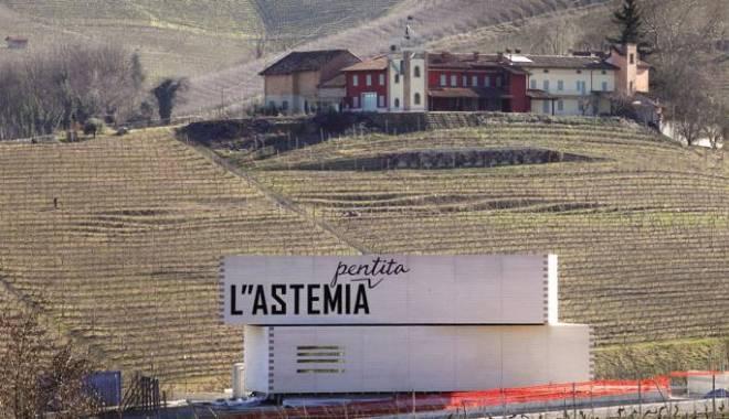 """Barolo: """"L'Astemia Pentita"""", the pop winery with a bizarre architecture"""