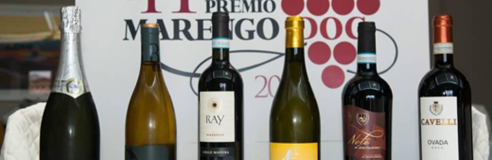 Marengo Doc 2015 Award: the awarded Italian wines