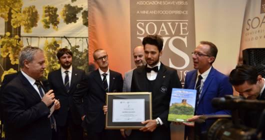 Soave Master 2015: Andrea Galanti is the first Ambassador of Soave