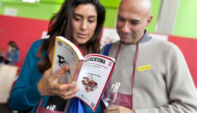 """Autochtona"" 2015 rewards the wines of the territories"