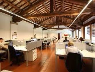 Area programmazione della Sanmarco Informatica