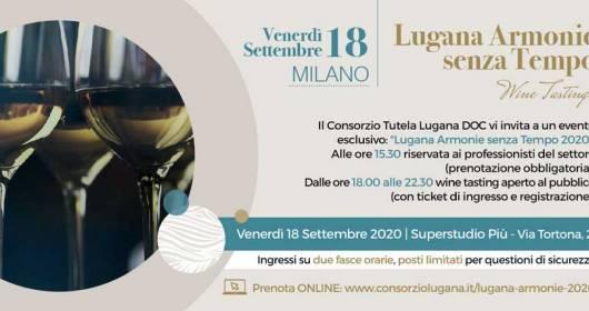 Timeless harmonies of Lugana return to the Milanese capital