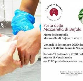 EXCELLENCES CAMPANE PRESENTS THE BUFFALO MOZZARELLA FESTIVAL