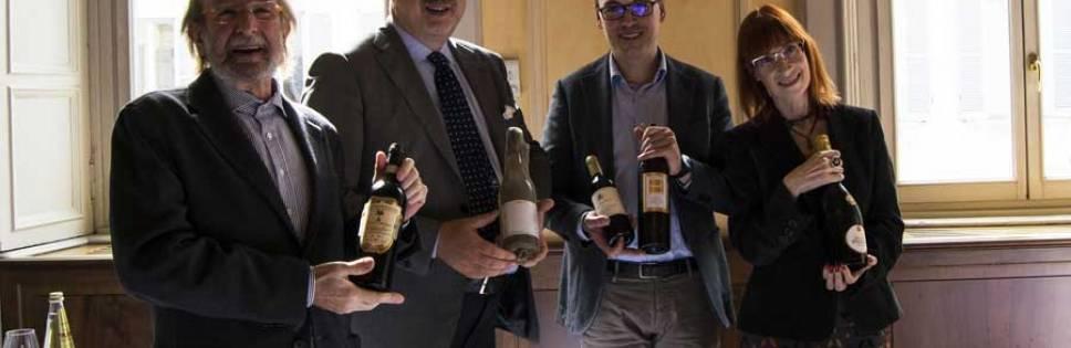 Guida Oro Vini di Veronelli 2021 will be the official presentation in Bergamo in collaboration with Accademia Carrara