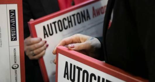 AUTOCHTONA AWARD confirmed in Bolzano the award dedicated to Italian autochthonous wines, however, the public tasting counter has been moved.