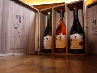 Natale di Poggio Torselli combines wine and fine Florentine craftsmanship