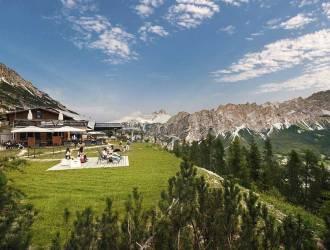 Masi Wine Bar Cortina: the summer season kicks off