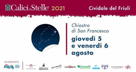 Calici di Stelle uncorks in Cividale del Friuli