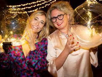 Champagne en Libertè in Portofino
